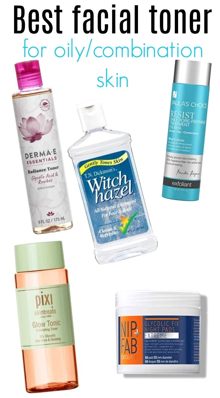 I Have Today The Best Facial Toners For Oily To Combination Skin For You These Are My Favorite Toners That Mak Best Facial Toner Facial Toner Combination Skin
