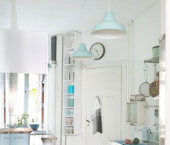 Spraymal dine lamper -