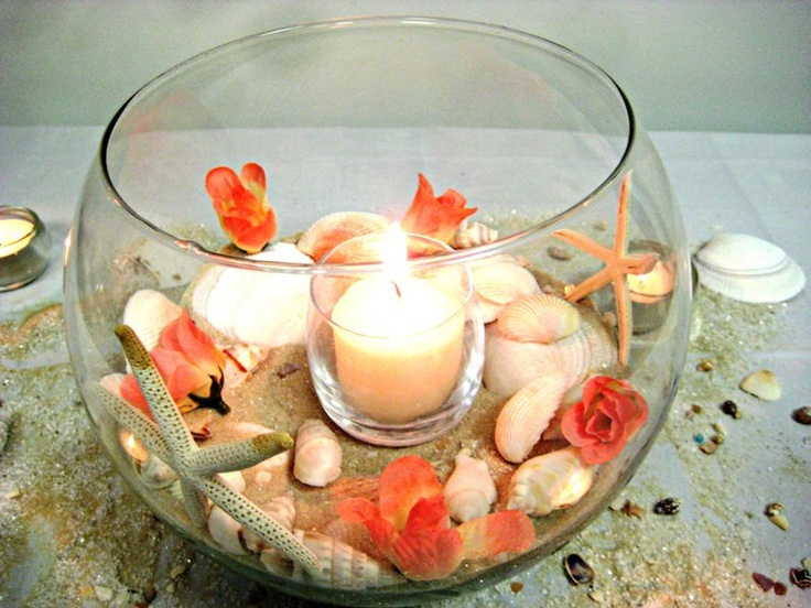 Bowl Decoration Ideas 17 Best Images About Centerpiece On Pinterest  Starfish San