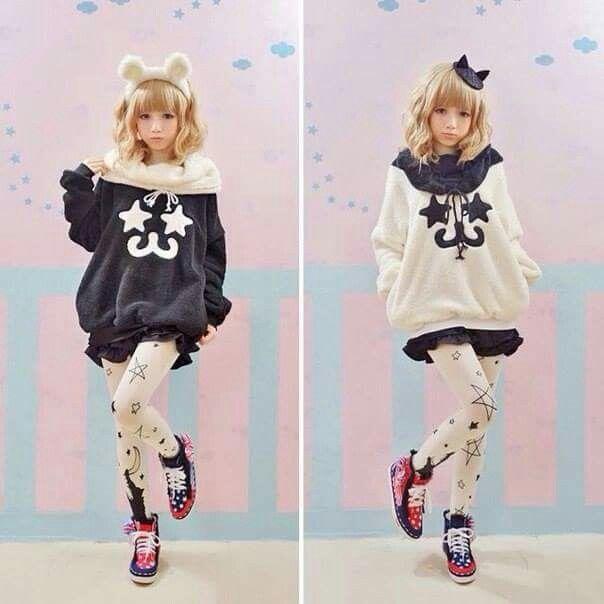 Cute Tokyo Street Stylekawaii Stylekawaii Cutecute Fashionfashion Modelsjapanese Fashionasian