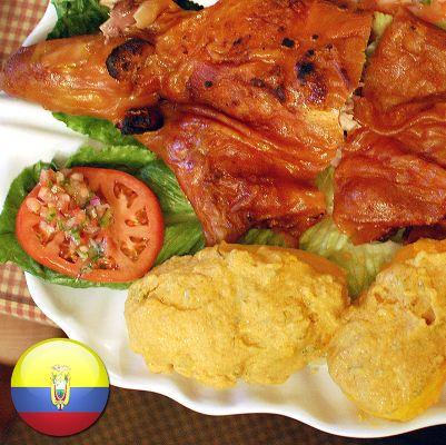 Berfend Ber: Ekvador Mutfağı / Ecuadorian Cuisine