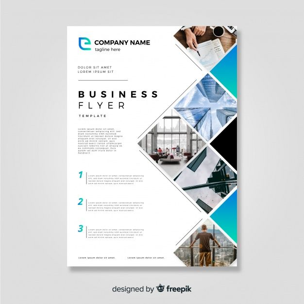 Template Flyer Gratuit