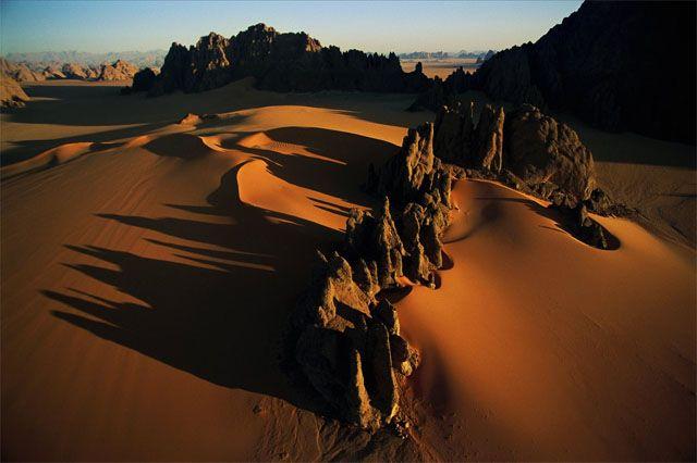 Paisajes de Africa desde el aire con George Steinmetz - FotosMundo.net