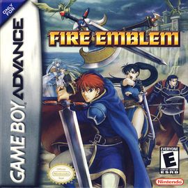 Fire Emblem: Rekka no Ken - Fire Emblem Wiki - Wikia
