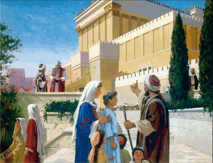 Jesús se pierde en Jerusalén