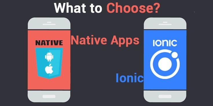 You must be thinking what is the logic behind comparing ionic framework and native platform? As ionic is just a framework of hybrid platform and #native itself is a #mobileappdevelopment platform, so no connection between them. There is a connection between them.