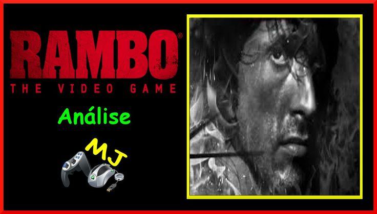 Rambo, o vídeo game