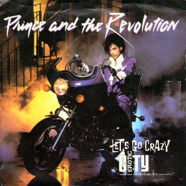 Prince Let's Go Crazy Single