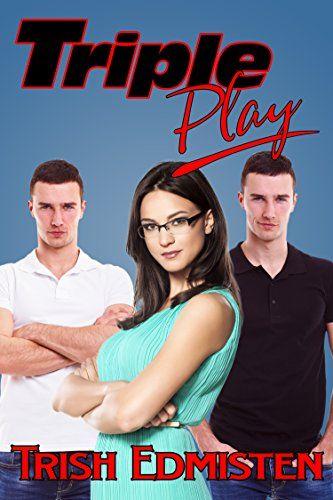 Triple Play  (Kinkaid Brothers Book 3) by Trish Edmisten https://www.amazon.com/dp/B06XZWYZPQ/ref=cm_sw_r_pi_dp_U_x_fWEDAbC1VVDK7