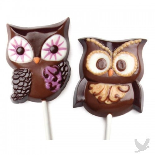 Owl Candy Molds