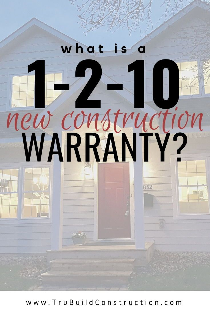 What Is The Minnesota New Construction 1 2 10 Warranty New Construction Cool Rooms Farm House Living Room