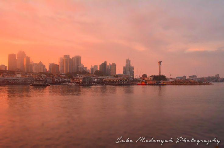 #jakemedenyak #sydney #sydneyharbour #sunrise See more at www.facebook.com/jakemedenyakphotography