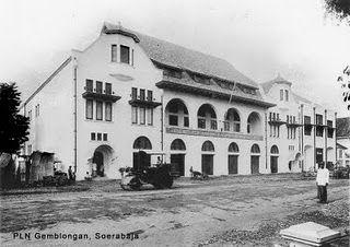 Gemblongan Surabaya
