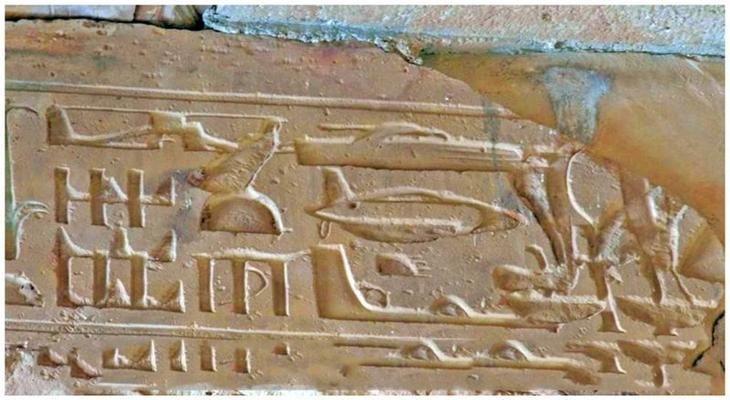 Доказательство того, что наши предки видели НЛО и предвидели будущее | Древние пришельцы, Египтяне, Нло