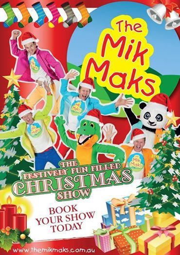 Book the MikMaks today for your next Christmas Celebration... Corporate shows, festivals, etc..The MikMak brothers are sure to entertain both the children & adults.. www.themikmaks.com.au