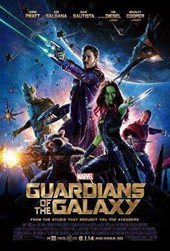 Guardians Of The Galaxy Movie Poster 11x17 Mini Poster @ niftywarehouse.com #NiftyWarehouse #GuardiansOfTheGalaxy #Marvel #Movies #ComicBooks #Comics #MarvelMovies