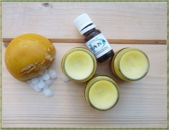 PAIN RELIEF SALVE  Handmade salve with mint by StarSoapsbyIvana