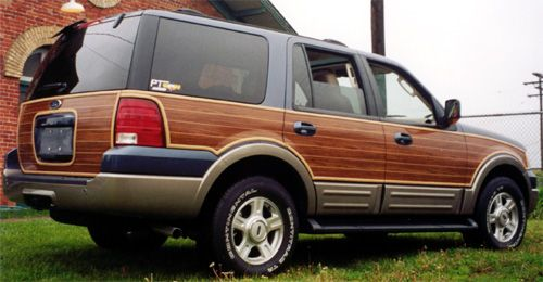 """PT Woody """"Ford Expedition"""" Wood Styling Kit"""
