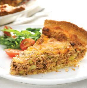 Pilchards Leek Pie | Saldanha Foods l Tuna l Pilchards l Middlecut l Sardines