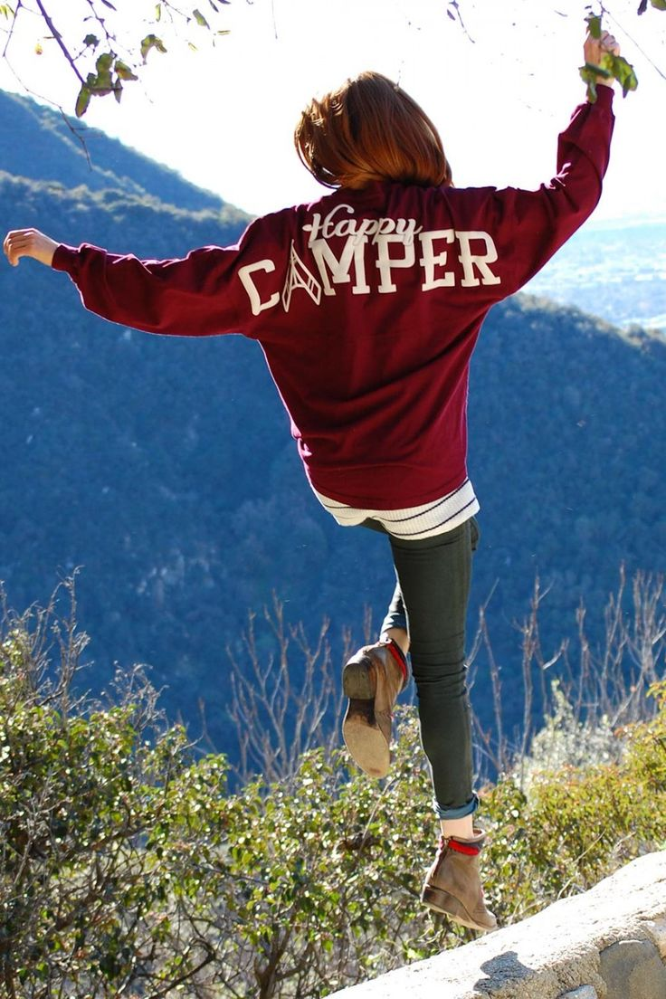 Go outside and find your happy place. A classic crew neck Spirit Jersey in Maroon. - 100% cotton - Pre-shrunk boyuba is wearing a medium