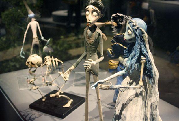 Tim Burton Exhibition: Corpse Bride