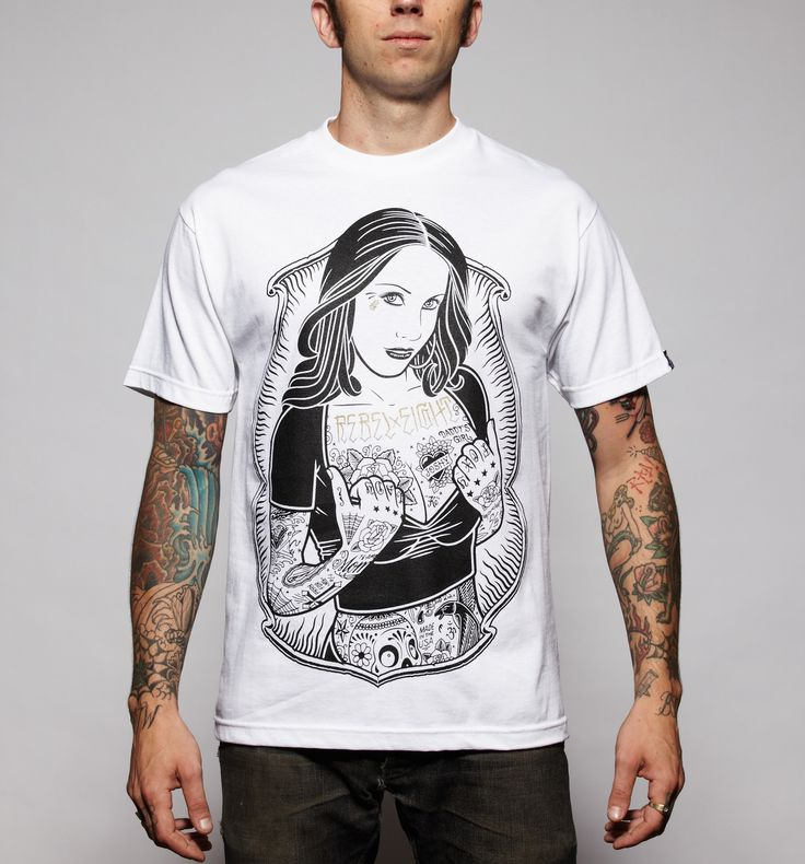 ROSALIE III Mens Tee #rebel8 $14.00