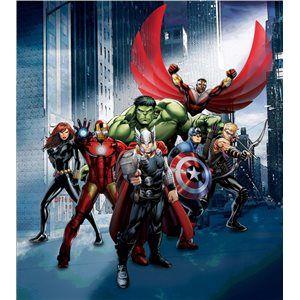 Fotomurales de Marvel, Marvel Avengers City