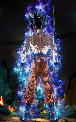 dbz live wallpaper #162385