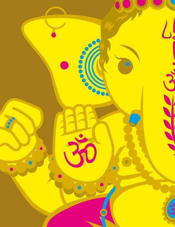 Lord Ganesha : Remover of obstacles