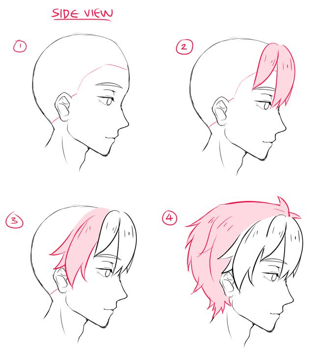 best 25 anime boy hair ideas on pinterest boy hair