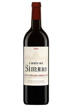 Château Simard Saint-Émilion Grand Cru 2009 #wine #wineblog #deuxbouteilles