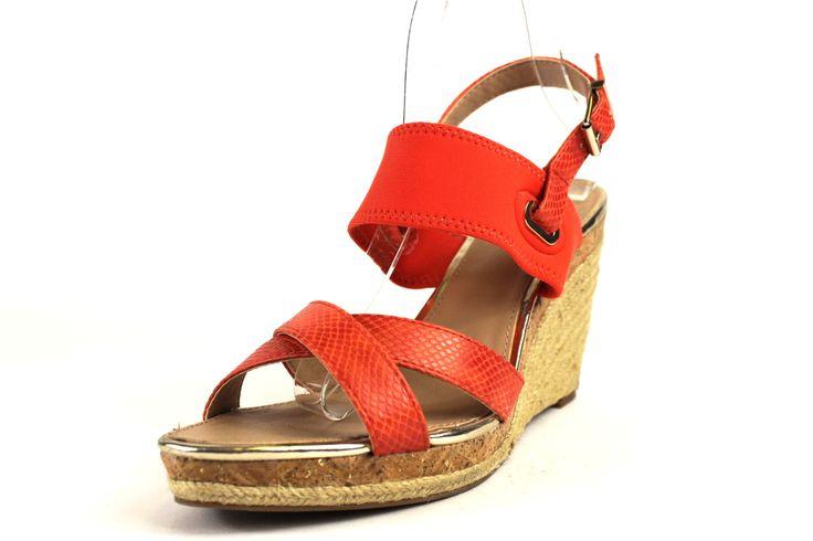 Alfani Pursue Red Sandals