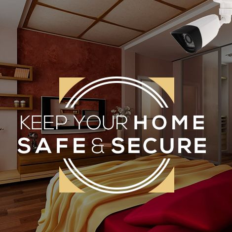 Security is not a problem when you are watching! Keep your office secure from unwanted problems.