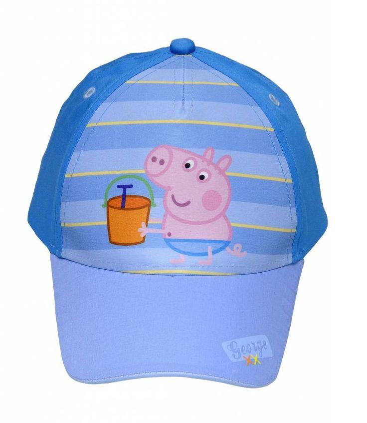 Peppa Pig Pet - George (Lichtblauw/Blauw) #peppapig $peppabig