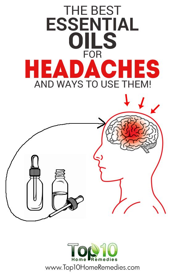 Essential oils for headaches on pinterest essential oils essential