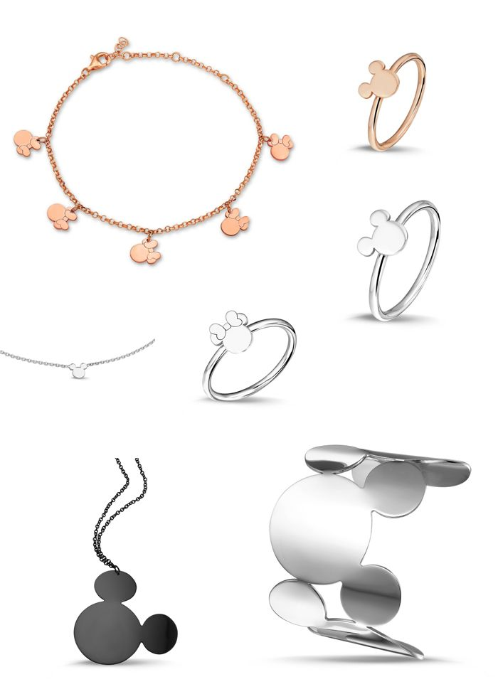 Mickey Mouse Jewelry
