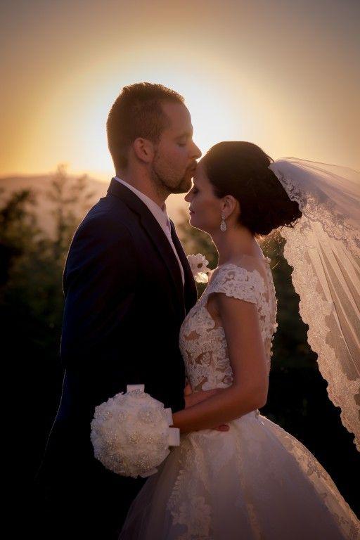 Kristina & Petr - Svatební koutek pro naše nevěsty - Svatební salon Svatba snů