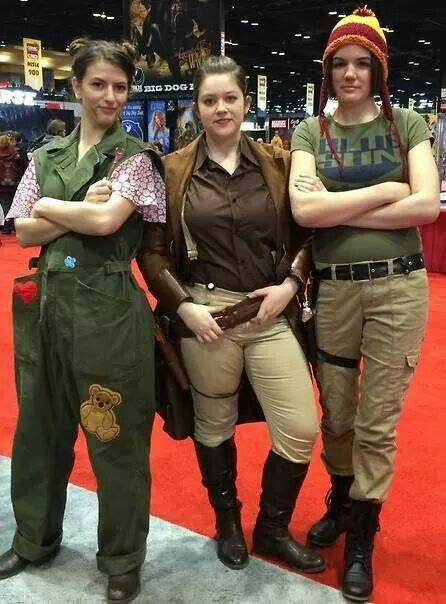 Firefly cosplay done right.