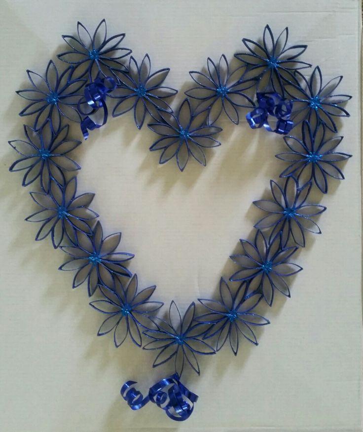 TPR Blue Heart