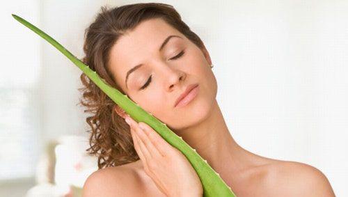 Chia sẻ những bí quyết trị nám da mặt hiệu quả với nha đam
