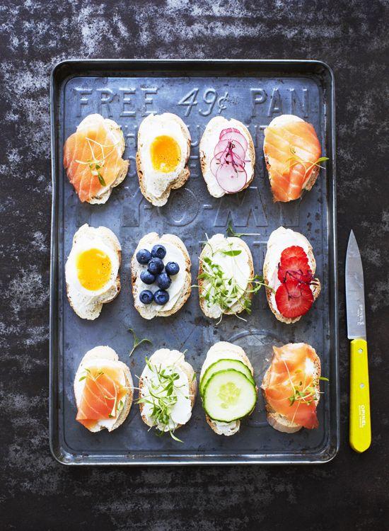 Sweedish Tartines / Have a Yummy Day