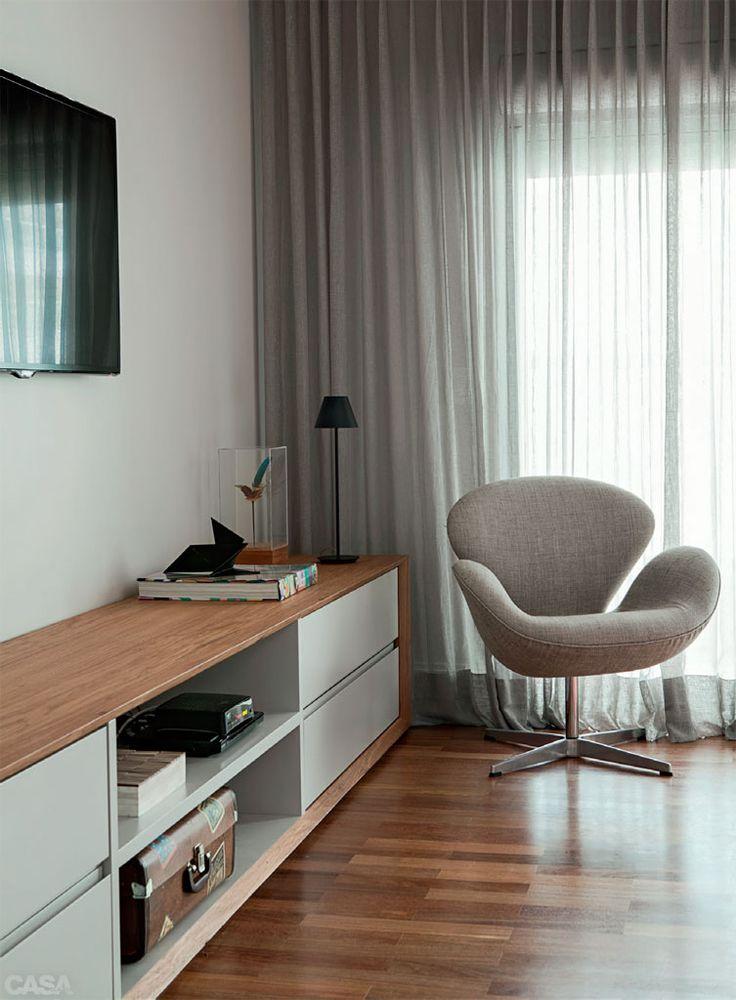 8 quartos com ideias de cabeceiras, enxovais, luminárias... - Casa