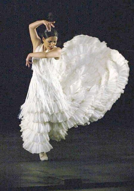 flamenco. Eva la Yerbabuena.