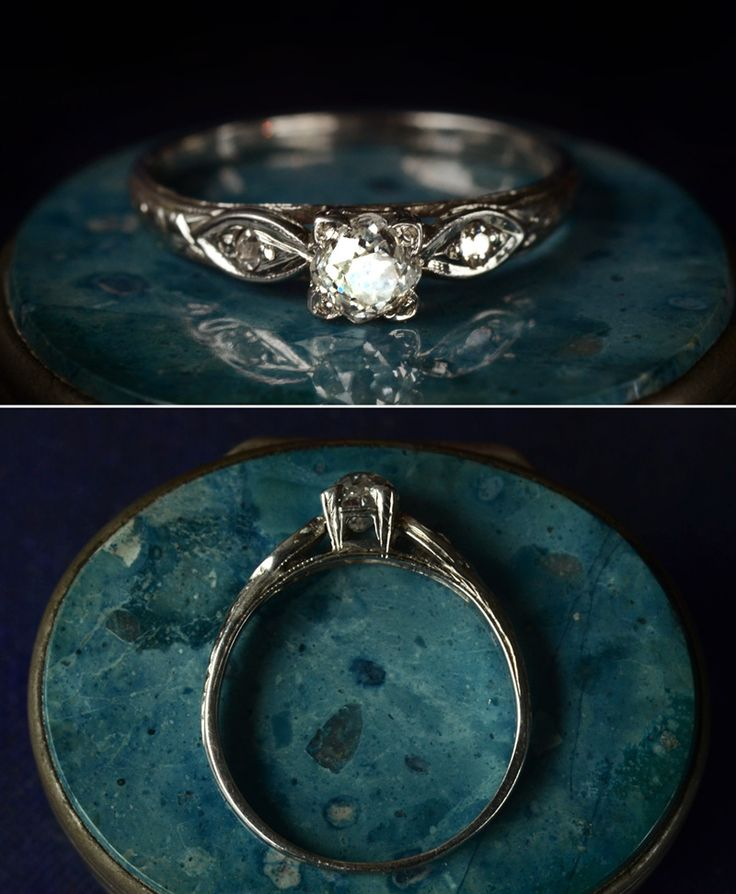 The 25 Best 1920s Engagement Ring Ideas On Pinterest