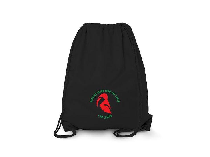 Spartan- Heero sportzsák több színben!   Kényelmes hátizsák, szinte minden belefér ami kell a sportolához!
