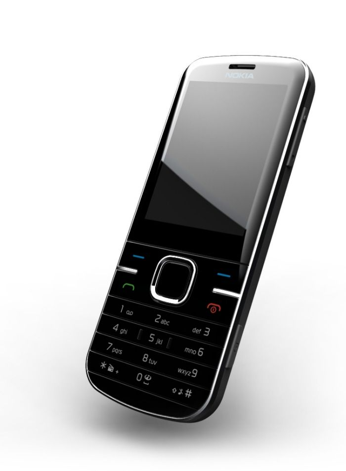 Nokia 3806 for China Telecom - Forrest Luu, Nokia Design