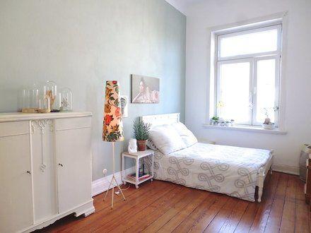 Die besten 25+ Langes schmales schlafzimmer Ideen auf Pinterest - langes schmales schlafzimmer einrichten