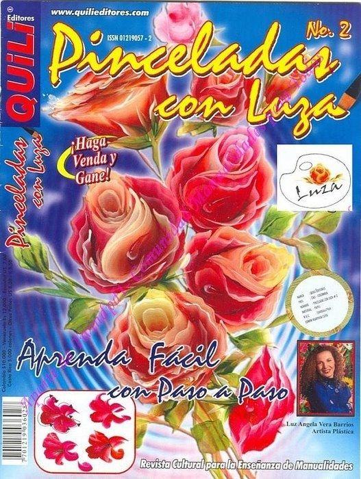 Free magazine, revista gratis pinceladas