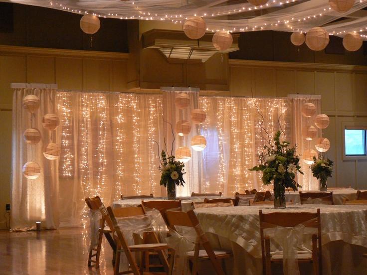 Best 25 Decorating Reception Hall Ideas On Pinterest