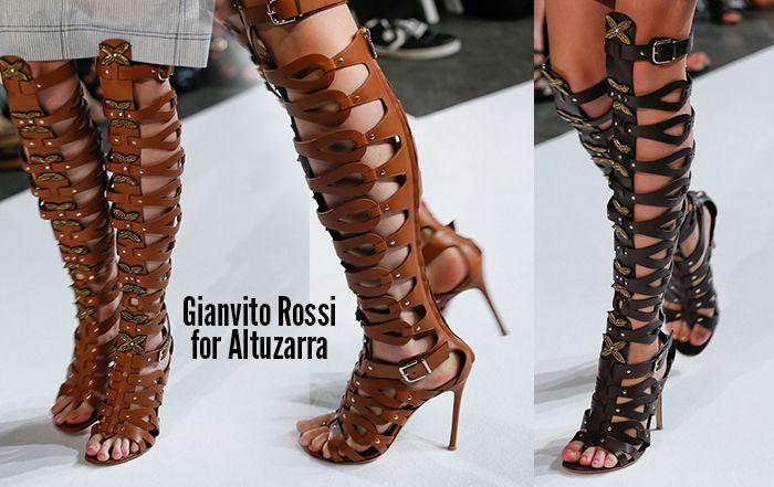 BST giày boots cao gót 2013 - Alturazza